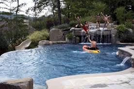 Underground Swimming Pool Designs Pool Designs Custom Swimming Pools Enchanting Built In Swimming Pool Designs