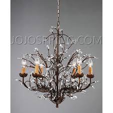 brilliant bronze crystal chandelier affordable