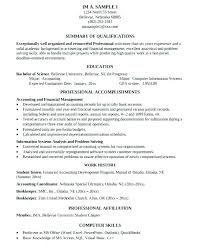 Resume Format Simple How To Write Simple Resume Format Free A Within ...