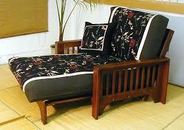 futon folding chair double black futon chair with black slipcover futon company folding chair futon folding chair