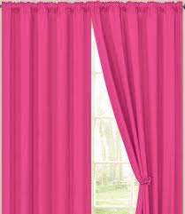 Pink Bedroom Curtains Photo   4