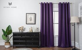 we insist to providing our customers with nice and high quality s to help you to decor their living spaces mysky home blackout curtains combine