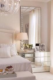 Image Cheap White Bedroom With Mirrored Furniture Pinterest White Bedroom With Mirrored Furniture Bedrooms Bedroom Bedroom