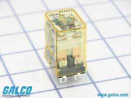 rh2b ul dc24 idec general purpose relays galco industrial package image