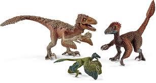 <b>Schleich Игровой набор</b> Пернатые динозавры-хищники 42347 ...