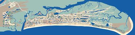 map of kiawah island  kiawah island sc  beachwalker rentals