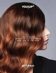 Artego Hair Color Chart You Up2 By Artego Issuu