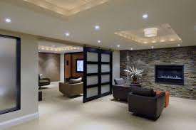 Interior Design Basement