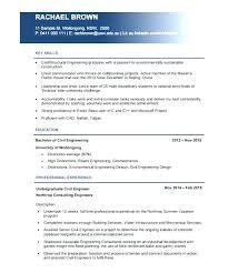 Engineer Resume Examples Extraordinary Junior Civil Site Engineer Resume Sample For Mechanical Engineering