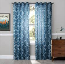 Geometric Patterned Curtains Online Buy Wholesale Blackout Eyelet Curtains From China Blackout