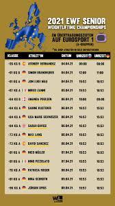 Juli 2021 in zehn europäischen städten und einer asiatischen stadt stattfinden.wie schon 2016 werden 24 nationalmannschaften an der endrunde teilnehmen. Europameisterschaft Gewichtheben 2021 Kader Steht Fest