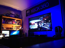 game room lighting. 45 Video Game Room Ideas To Maximize Your Gaming Experience Lighting
