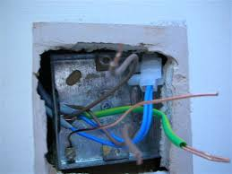 replacing a light switch light fitting light switch wires