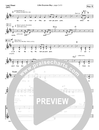 Download the sheet music for little drummer boy by for king & country, from the album christmas live from phoenix.this song was arranged by dustin loehrs / dan galbraith in the key of d, eb. Little Drummer Boy Sheet Music Pdf For King Country Praisecharts