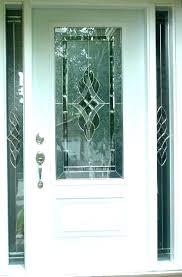 front doors with glass front doors glass panels