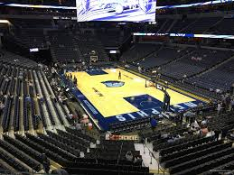 Fedex Forum Memphis Grizzlies Seating Chart Fedex Forum Section 108a Memphis Grizzlies Rateyourseats Com