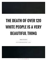 A Very Beautiful Quote Best Of The Death Of Over 24 White People Is A Very Beautiful Thing