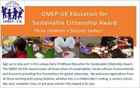 Early Childhood Education For Sustainable Citizenship Award