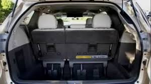does toyota venza have third row seating | www.napma.net