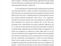 essay on good leader leadership essay pe a level physical  and write an essay explaining what makes a great leader and