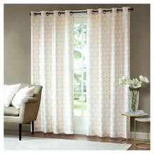 white and gold curtain rod large size of new curtains metallic chevron black fabric ro