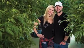 """Cannabis Biz Times on Twitter: """"Grow Op Farms' Robert & Katrina ..."""