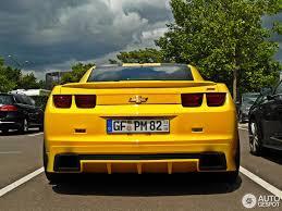 Chevrolet Camaro SS Transformers Edition - 20 June 2015 - Autogespot