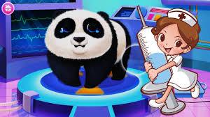 Trò Chơi Y Tá Chữa Bệnh Cho Gấu Panda Nhỏ - Game Vui Nhộn Cho Bé ...