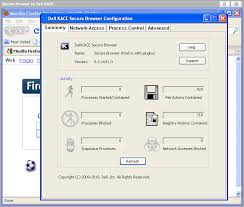 Dell Kace Secure Browser A Virtualized Firefox Geek Com