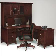 cherrywood computer desk cherry wood computer desk with hutch 12284 anese computer desk