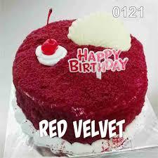 Red Velvet Cake Shopee Indonesia