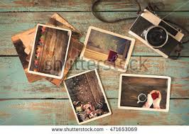 retro photo album merry christmas xmas photo album on stock photo royalty free