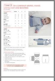 Ith Tension Chart Pin By Dorota On Craft Baby Cardigan Knitting Pattern