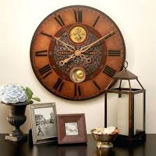 large copper wall clock large copper wall clock uk