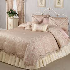 full size of bedspread light pink comforter and gold bedding bedspreads quality comforters set pale