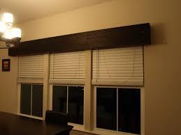 Diy Wood Valance Diy Wood Valance 8 Wonderfully Creative Window Treatments For