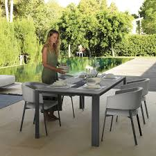 garden dining table with benches. talenti eden modern garden dining furniture table with benches t