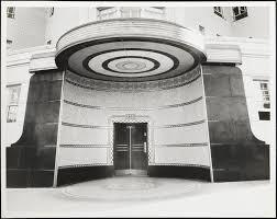 city apartment building entrance. wurts bros. (new york, n.y.) 888 grand concourse. apartment building. city building entrance i