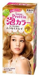 Kao Liese Soft Bubble Hair Color