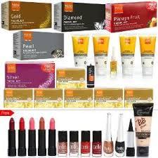 vlcc skin care kit 13 pc belle paris makeup kit 13 pc