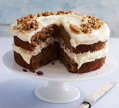 Easy Carrot Cake Recipe Bbc Good Food