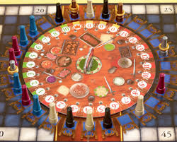 the game s full name is artus and the knights of the round table and the reason this game has my attention is that it is by the same designers who