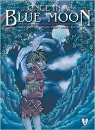 once in a blue moon avalon chronicles book notesused books remended booksmanga animebook