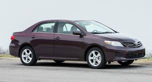 new car releases 2013Toyota Releases 2013 Corolla LE and S Special Edition Models