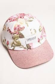 Бейсболка TRUESPIN Bloom White - Бордшоп#1
