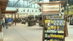 brownells opens first ever retail store com