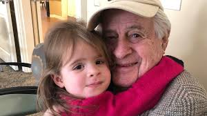 Unlikely Friends   'Amazing bond' between toddler and 95-year-old veteran    newscentermaine.com