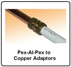 pex to copper compression fitting. Simple Compression PexAlPex To Copper Adaptors With Pex To Compression Fitting