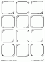 Gift Tag Coloring Page Elegant Gift Tags Coloring Page Print Color Fun