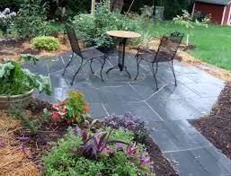 Patio Meaning My Flagstone Patio Patio Meaning Nongzico